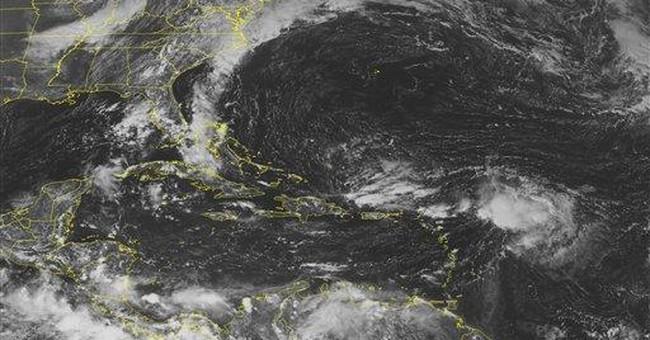 Hurricane Hilary churns up surf, far from land