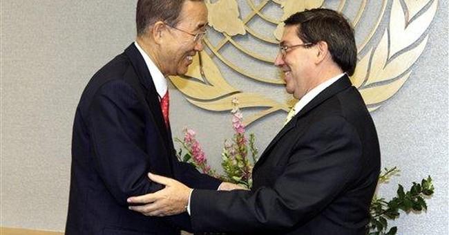Cuba seeks normalization with US