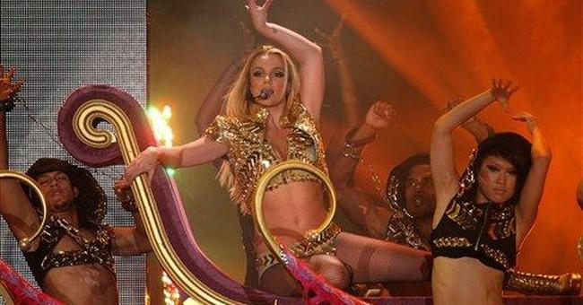 Riot-hit London district slams Britney's gun video