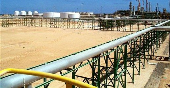 Eni, Total resume some oil production in Libya