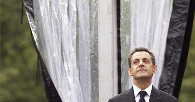 Sarkozy plots strategy after French Senate loss