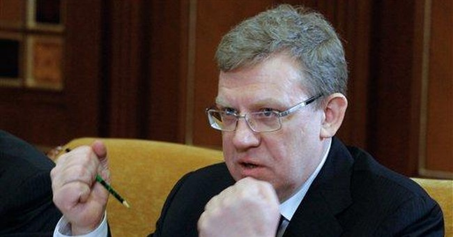 Ex-finance chief: Russian budget is overextended