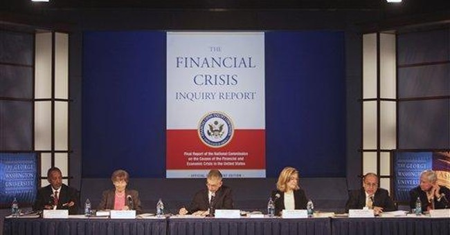 Panel cites roots of meltdown, but does it matter?