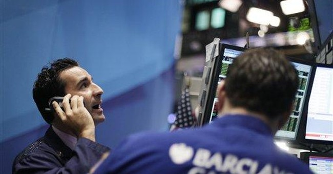 Stocks rise for third day on optimism about Europe