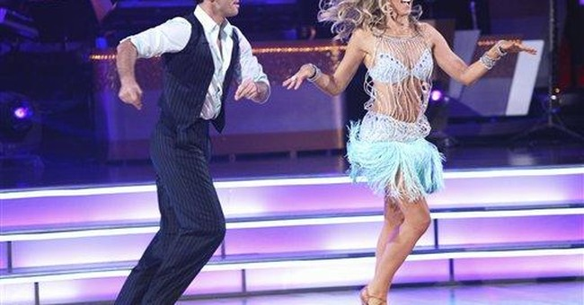 Another celebrity says 'arrivederci' to 'Dancing'