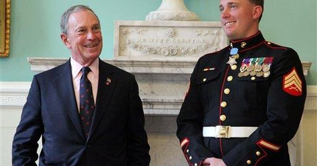 Marine won't apply to FDNY after judge's ruling