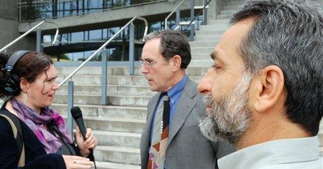 Islamic charity leader sentenced to nearly 3 years