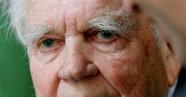 Andy Rooney exiting '60 Minutes' this Sunday