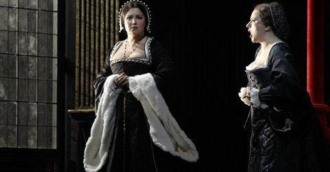 2 Annas: Netrebko as 'Bolena' conquers Met
