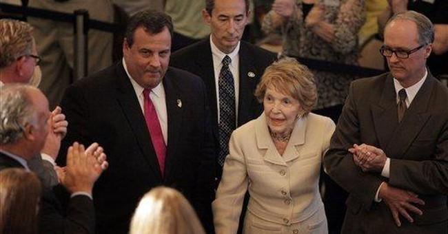 Christie again says he isn't running for president
