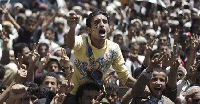 Yemeni tribesmen shoot down government warplane