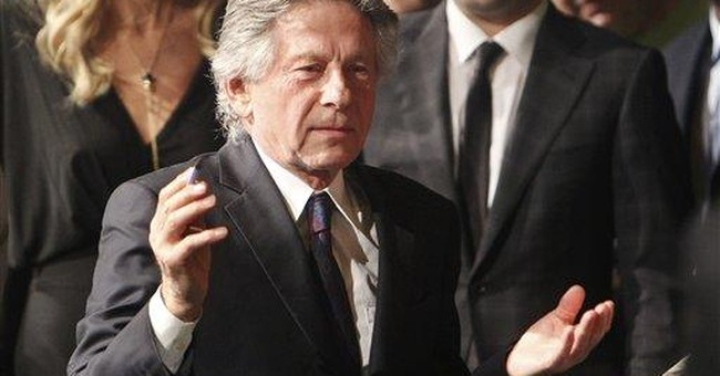 Roman Polanski takes stage at Zurich film festival