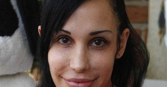 'Octomom' Suleman selling California home
