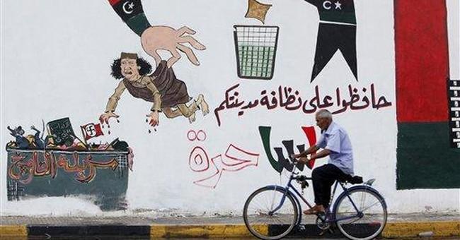 4 GOP senators travel to post-Gadhafi Libya