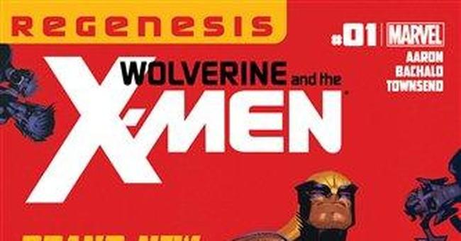 In new X-Men relaunch, a new headmaster debuts
