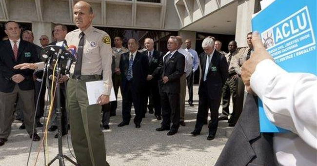 LA sheriff under fire after report slams jails