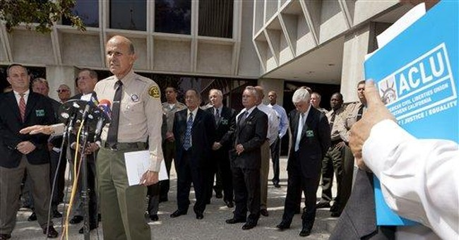 Request for broader federal Los Angeles jail probe