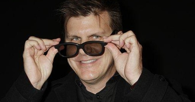 Theaters group upset Sony to end free 3-D glasses