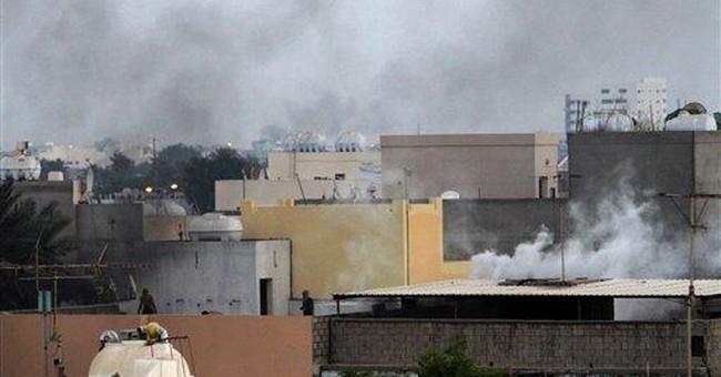 Bahrain upholds life sentences for activists