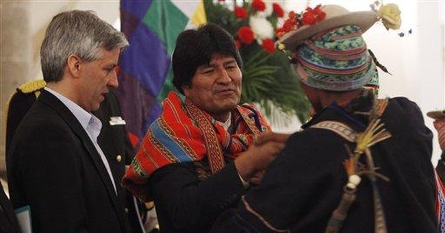 Bolivians reproach Morales over protest crackdown