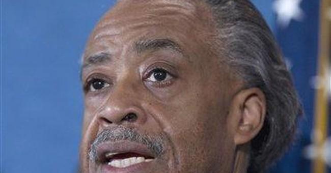 Sharpton: Obama critics backed Clinton in 2008