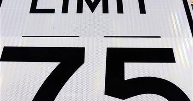 New 75 mph limit puts Maine in the fast lane