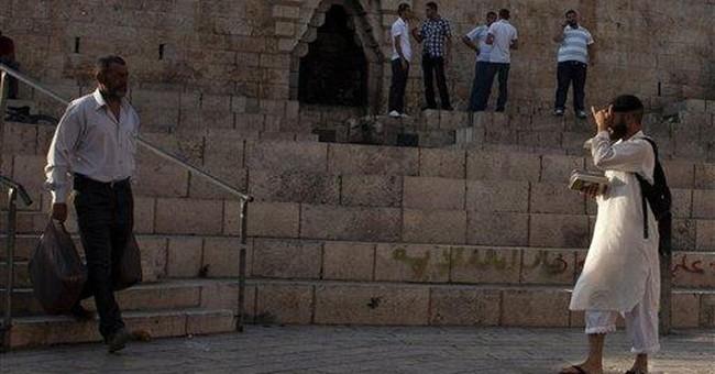 In uphill effort, Muslims seek Israeli converts