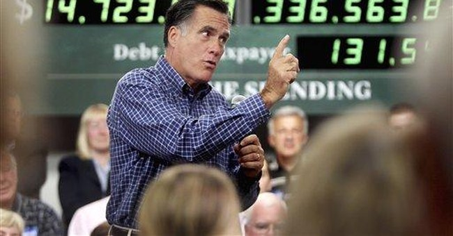 Mixed job picture when Romney was Mass. governor