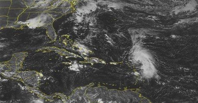 Ophelia expected to strengthen in the Atlantic