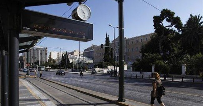 Greek official: Ability to pay new taxes exhausted