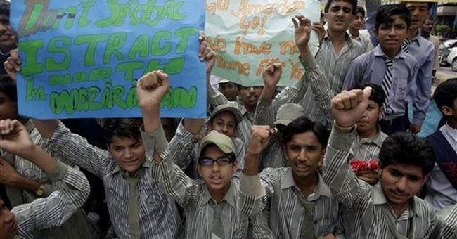 US 'threat' unites Pakistan
