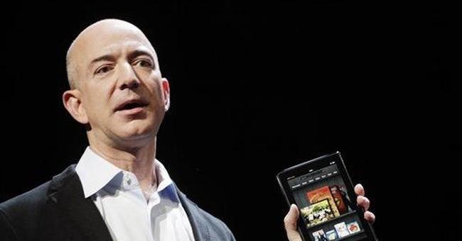 Amazon targets the iPad: Ready, aim, Fire