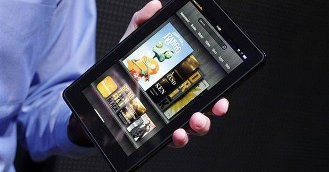 How Kindle Fire stacks up against the iPad