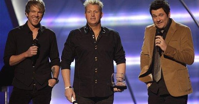 Surprise! Rascal Flatts invited to join Opry