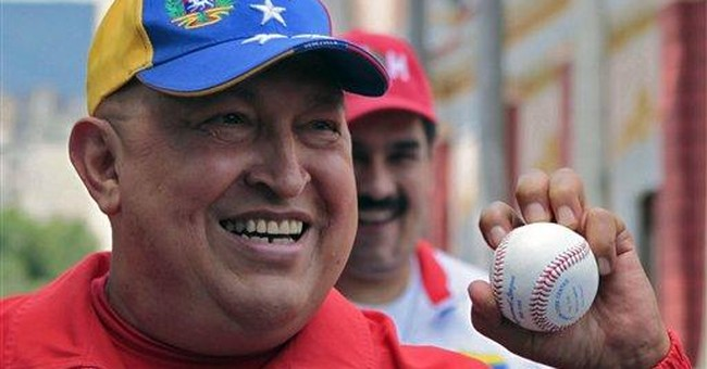 After cancer treatment, Chavez playing ball again