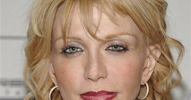 Courtney Love memoir to 'set the record straight'