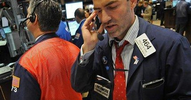 Late-day rally sends stocks higher; Dow rises 143