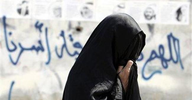 Bahrain court sentences protester to death
