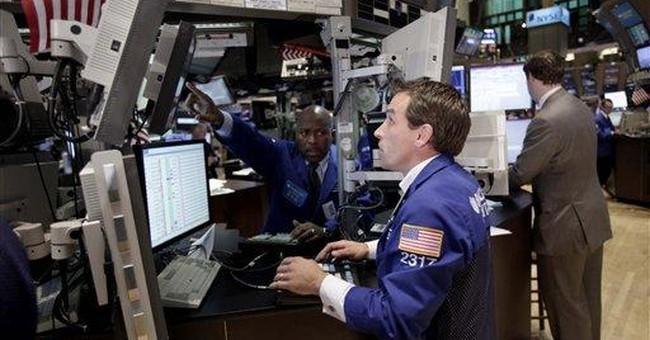 Stocks drop as investors prepare for quarter end