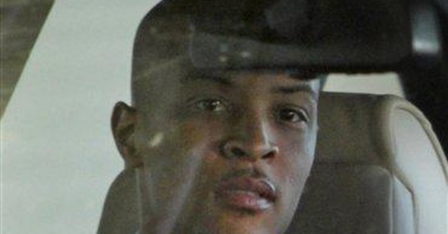 Rapper TI released from Atlanta halfway house