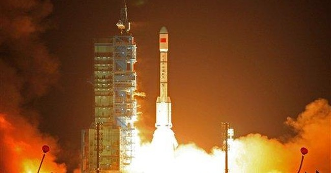 China launches module for space station