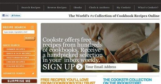 Technology is changing the once simple cookbook