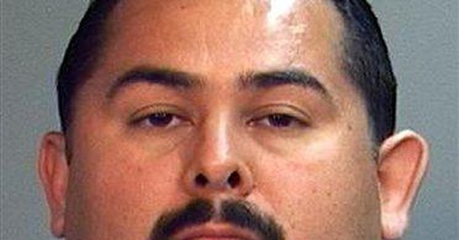 Police officer charged with murder posts $1M bail
