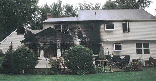 Conn. official: Accelerant in home where 3 died