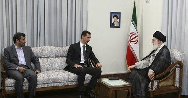 Iran assails two-state solution for Palestinians