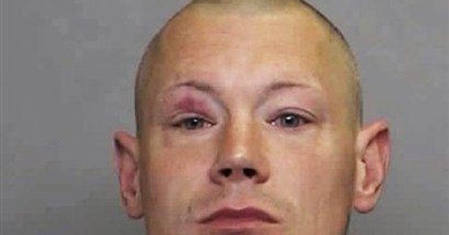 Huge California manhunt ends with suspect's death
