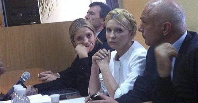 Deliberations begin in Tymoshenko trial in Ukraine