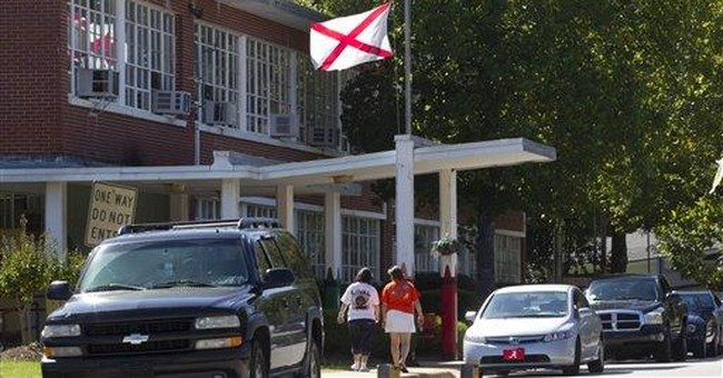 Hispanic students vanish from Alabama schools