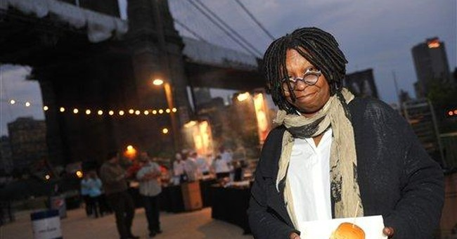 Whoopi Goldberg says potato chips are her weakness