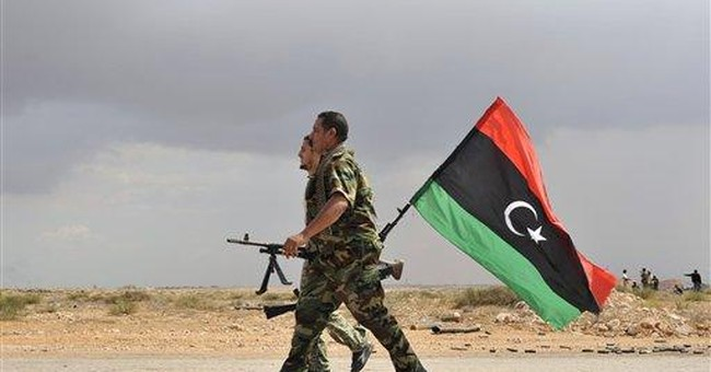 Libyan family killed fleeing Gadhafi hometown